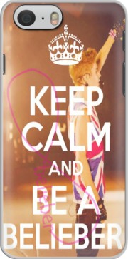 Keep Calm And Be a Belieber Hoesje voor Iphone 6s