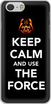 Keep Calm And Use the Force Hoesje voor Iphone 6s