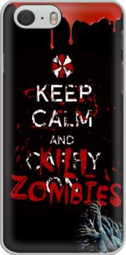 Keep Calm And Kill Zombies Hoesje voor Iphone 6s
