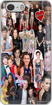 Millie Bobby Brown collage Hoesje voor Iphone 6s