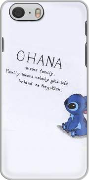 Ohana Means Family Hoesje voor Iphone 6s