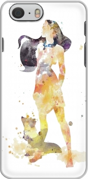Pocahontas Watercolor Art Hoesje voor Iphone 6s