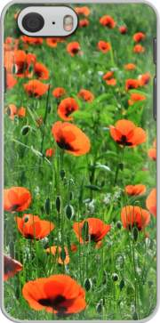 POPPY FIELD Hoesje voor Iphone 6s