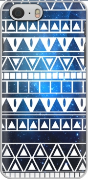Tribal Aztec Pattern Blue Hoesje voor Iphone 6s