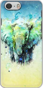 watercolor elephant Hoesje voor Iphone 6s
