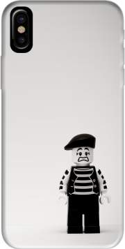 A Mime's Life Hoesje voor Iphone X / Iphone XS