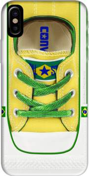 All Star Basket shoes Brazil Hoesje voor Iphone X / Iphone XS