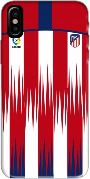 Atletico madrid Hoesje voor Iphone X / Iphone XS