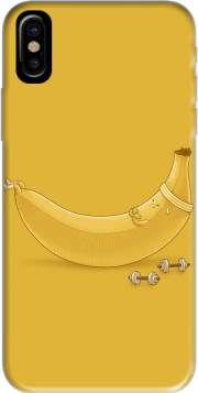 Banana Crunches Hoesje voor Iphone X / Iphone XS