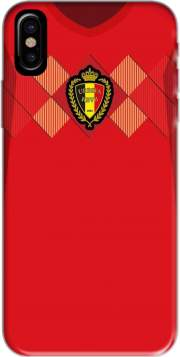 Belgium Football 2018 Hoesje voor Iphone X / Iphone XS