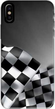 Checkered Flags Hoesje voor Iphone X / Iphone XS