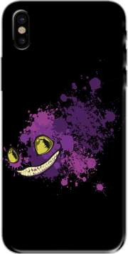 Cheshire spirit Hoesje voor Iphone X / Iphone XS