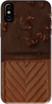 Chocolate Ice Hoesje voor Iphone X / Iphone XS