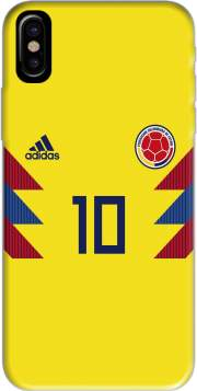 Colombia World Cup Russia 2018 Iphone X hoesje