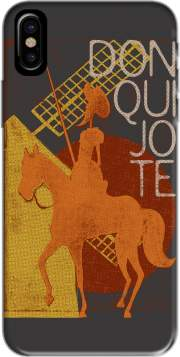 Don Quixote Hoesje voor Iphone X / Iphone XS