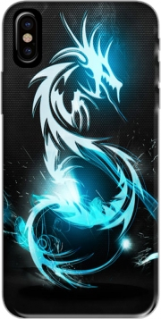 Dragon Electric Hoesje voor Iphone X / Iphone XS