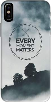 Every Moment Matters Hoesje voor Iphone X / Iphone XS