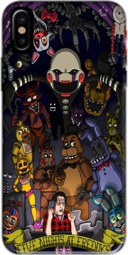Five nights at freddys Hoesje voor Iphone X / Iphone XS