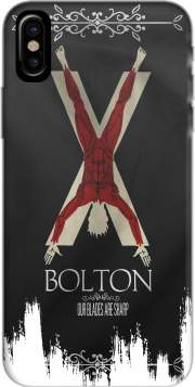 Flag House Bolton Hoesje voor Iphone X / Iphone XS