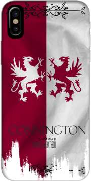 Flag House Connington Hoesje voor Iphone X / Iphone XS