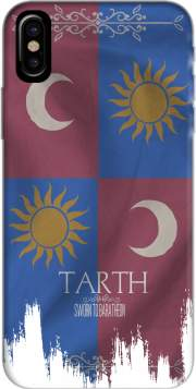 Flag House Tarth Hoesje voor Iphone X / Iphone XS