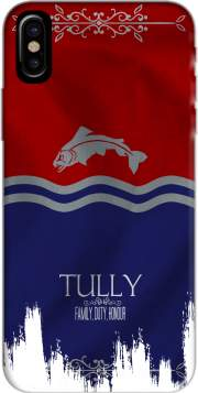 Flag House Tully Hoesje voor Iphone X / Iphone XS