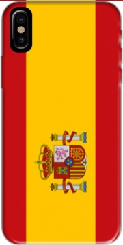 Flag Spain Hoesje voor Iphone X / Iphone XS