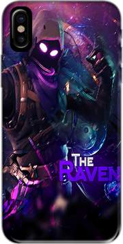 Fortnite The Raven Hoesje voor Iphone X / Iphone XS