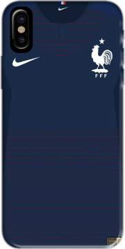 France World Cup Russia 2018  Iphone X hoesje
