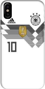Germany World Cup Russia 2018 Iphone X / Iphone XS hoesje