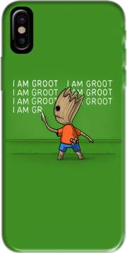 Groot Detention Hoesje voor Iphone X / Iphone XS
