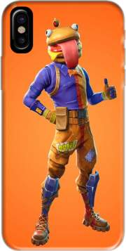 Hamburger Fortnite skins Beef Boss Hoesje voor Iphone X / Iphone XS
