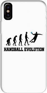 Handball Evolution Hoesje voor Iphone X / Iphone XS