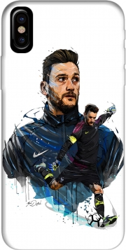 Hugo LLoris Hoesje voor Iphone X / Iphone XS