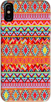 India Style Pattern (Multicolor) Hoesje voor Iphone X / Iphone XS