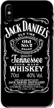 Jack Daniels Fan Design Hoesje voor Iphone X / Iphone XS