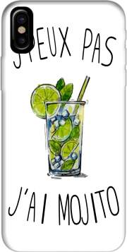 Je peux pas jai mojito Hoesje voor Iphone X / Iphone XS