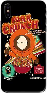 Kenny crunch Hoesje voor Iphone X / Iphone XS