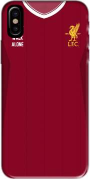 Liverpool Home 2018 Hoesje voor Iphone X / Iphone XS