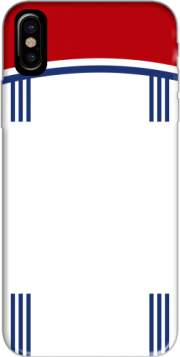 Lyon Football 2018 Hoesje voor Iphone X / Iphone XS
