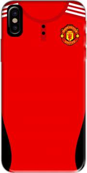 Manchester United Hoesje voor Iphone X / Iphone XS