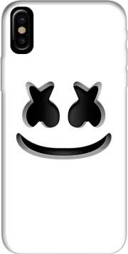 Marshmello Or MashMallow Hoesje voor Iphone X / Iphone XS