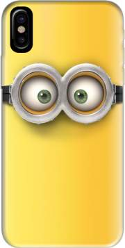 minion 3d  Hoesje voor Iphone X / Iphone XS