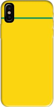 Nantes Football Club Maillot Hoesje voor Iphone X / Iphone XS