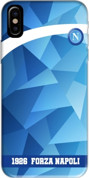 Napoli Football Home Hoesje voor Iphone X / Iphone XS