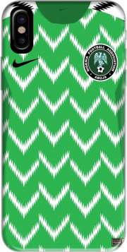 Nigeria World Cup Russia 2018 Iphone X hoesje