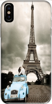 Eiffel Tower Paris So Romantique Hoesje voor Iphone X / Iphone XS