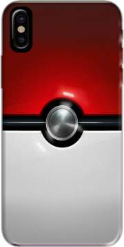 PokeBall Hoesje voor Iphone X / Iphone XS