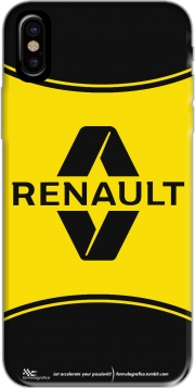 Renault Sports Hoesje voor Iphone X / Iphone XS