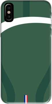 Saint Etienne Football Home Hoesje voor Iphone X / Iphone XS